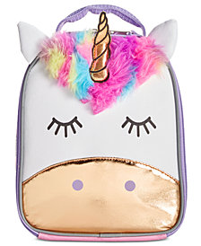 Accessory Innovations Little & Big Girls Unicorn Lunch Bag