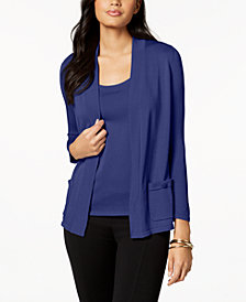 Anne Klein 2-Pc. Sweater Set, Created for Macy's