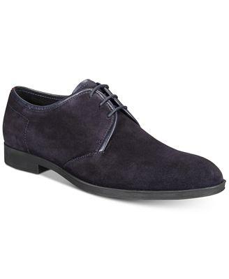 HUGO BOSS Hugo Boheme Lace Up Derby Shoes - Black