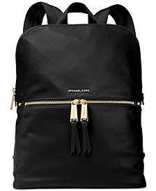 Polly Slim Nylon Backpack