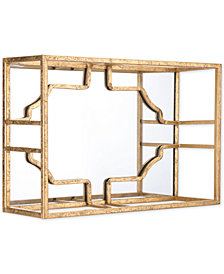 Zuo Cube Small Wall Decor Gold