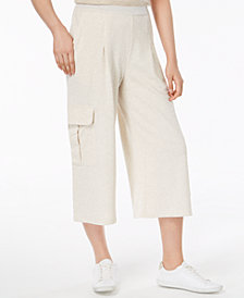 525 America Petite Cropped Cargo Pants