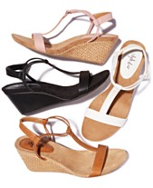 3595c564d2a Style   Co Mulan Wedge Sandals