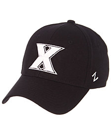 Zephyr Xavier Musketeers Black/White Stretch Cap
