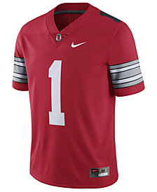 ohio state limited edition jersey