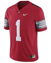 big sale 5bec2 f9854 Nike Men s Ohio State Buckeyes Limited Football Jersey