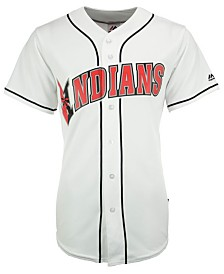 Majestic Men's Indianapolis Indians Replica Cool Base Jersey