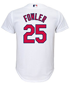 Majestic Dexter Fowler St. Louis Cardinals Player Replica Cool Base Jersey, Big Boys (8-20)
