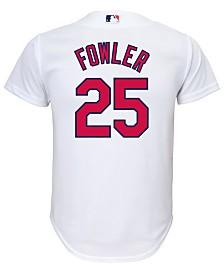 Majestic Dexter Fowler St. Louis Cardinals Player Replica Cool Base Jersey, Big Boys (8-20)