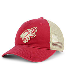 adidas Arizona Coyotes Sun Bleached Slouch Cap