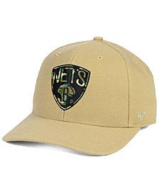 '47 Brand Brooklyn Nets Camfill MVP Cap
