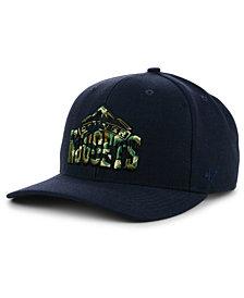'47 Brand Denver Nuggets Camfill MVP Cap