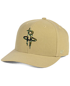 '47 Brand Houston Rockets Camfill MVP Cap