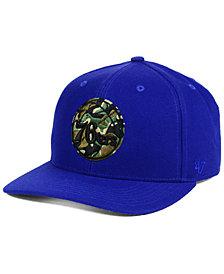 '47 Brand Philadelphia 76ers Camfill MVP Cap
