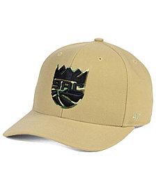 '47 Brand Sacramento Kings Camfill MVP Cap