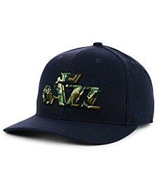 '47 Brand Utah Jazz Camfill MVP Cap