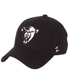 Zephyr Maine Black Bears Black/White Stretch Cap