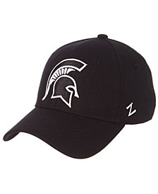 Zephyr Michigan State Spartans Black/White Stretch Cap