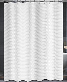 "Diamond 72"" x 72"" Shower Curtain"