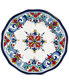 Tabletops Unlimited San Marino Italian Salad Plate