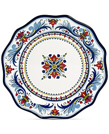 San Marino Italian Dinner Plate