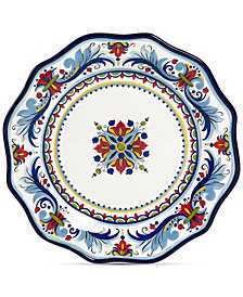 Tabletops Unlimited San Marino Italian Dinner Plate