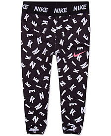 Nike Little Girls Sport Essentials Printed Leggings