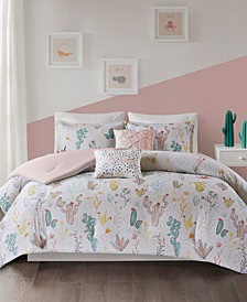 Urban Habitat Kids Desert Bloom 5-Pc. Full/Queen Cotton Comforter Set