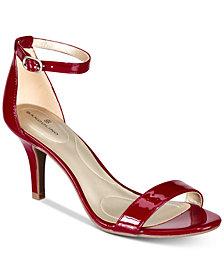 Bandolino Madia Women's Open Toe Dress Sandals