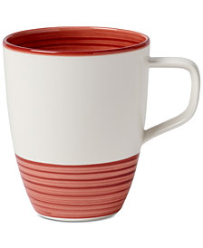 Villeroy & Boch Manufacture Gris Mug