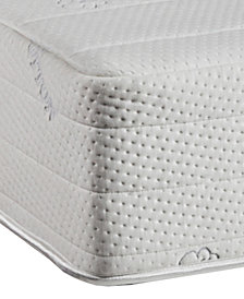 Nature's Spa by Paramount Eden Latex 11'' Cushion Firm Mattress- Twin, Created for Macy's
