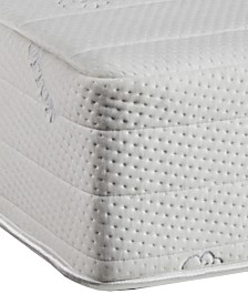 Nature's Spa by Paramount Eden Latex 11''  Cushion Firm Mattress- Queen, Created for Macy's