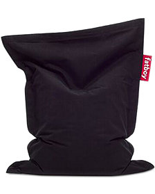 Fatboy Junior Stonewashed Bean Bag Chair, Quick Ship