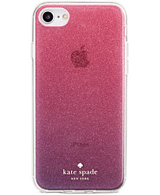 kate spade new york Glitter Ombre iPhone 8/8 Plus Case