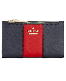 kate spade new york Racing Stripe Mikey Wallet