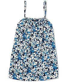 Polo Ralph Lauren Big Girls Floral Challis Top