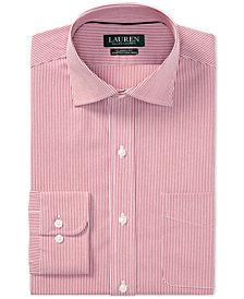 Lauren Ralph Lauren Men's Classic Fit Striped Dress Shirt