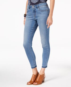 Style & Co Released-Hem Skinny Jeans, Created for Macy's 6025470