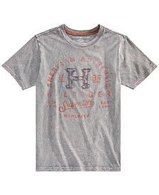 Tommy Hilfiger Toddler Boys Graphic-Print Cotton T-Shirt