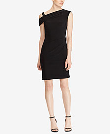 Lauren Ralph Lauren Beaded-Strap Dress