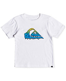 Quiksilver Little Boys Graphic-Print Cotton T-Shirt