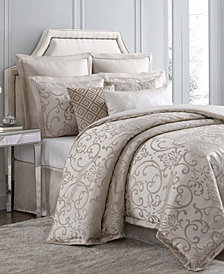 Charisma Avalon 4-Pc. Jacquard California King Comforter Set