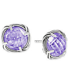 Peter Thomas Roth Lavender Amethyst Stud Earrings (8 ct. t.w.) in Sterling Silver