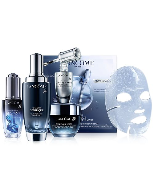 Lancome Génifique Collection
