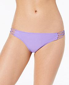 Volcom Simply Solid Cheeky Bikini Bottoms
