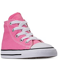 Baby & Toddler Chuck Taylor Hi Casual Sneakers from Finish Line