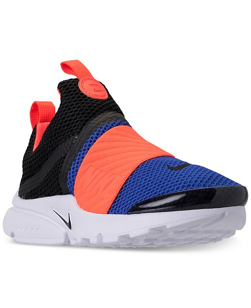 b609bce2328 ... Nike Little Boys  Presto Extreme Running Sneakers from Finish Line ...