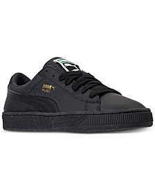 Puma Women's Basket Classic LFS Casual Sneakers from Finish Line