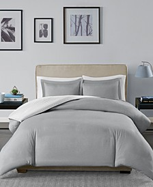 Hayden Reversible 3-Pc. King/California King Duvet Cover Set