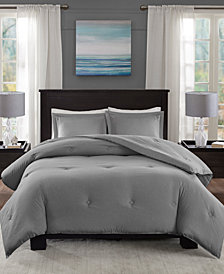 Madison Park Essentials Clay 3-Pc. King/California King Comforter Set